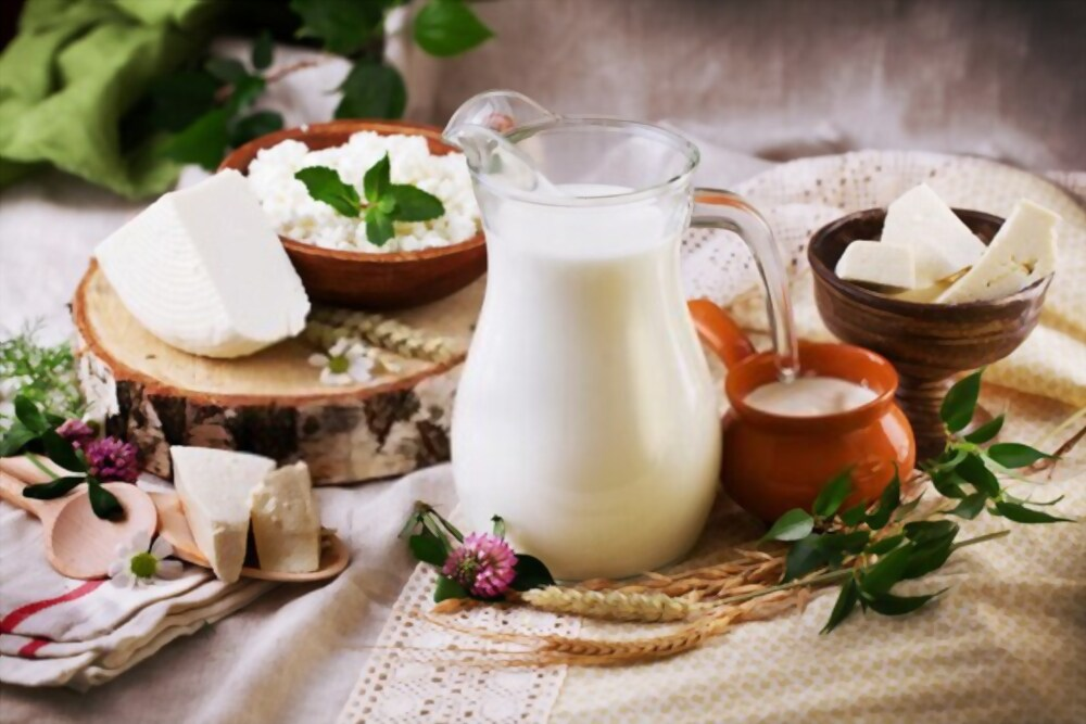 Nondairy Substitutes for Some Common Dairy Products.