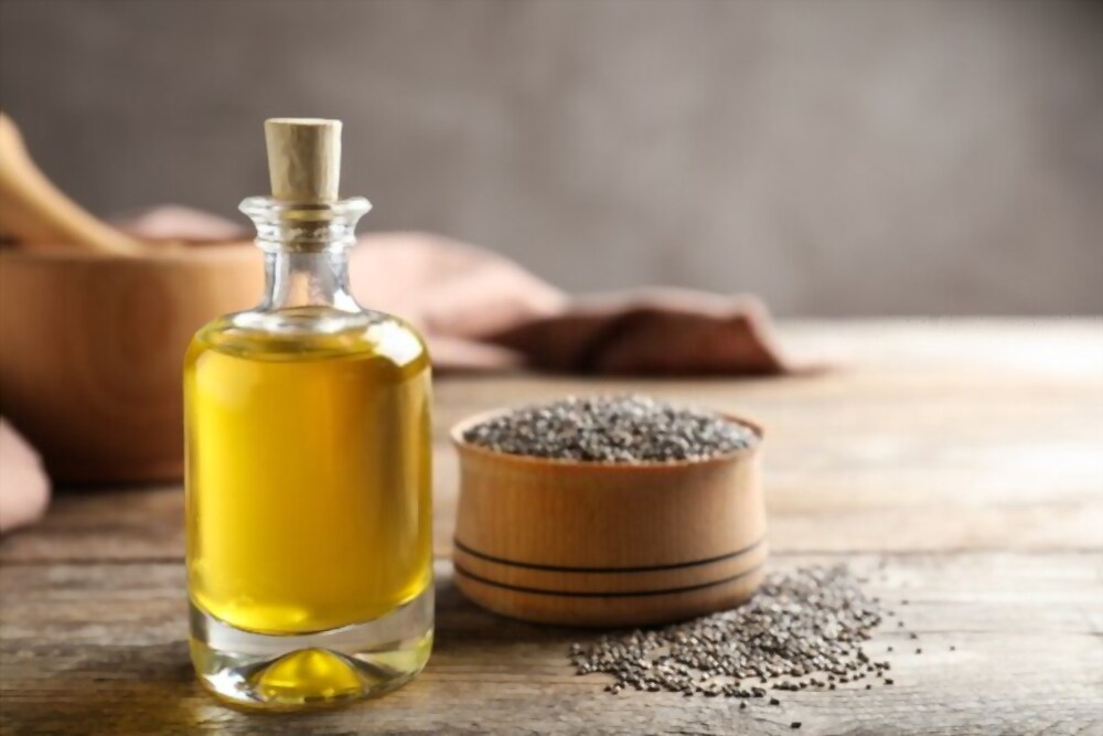 Some Benefits And Uses of Chia Seed Oil